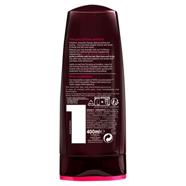 L'Oreal Elvive Full Resist Anti-Breakage Fragile Hair Conditioner 400ml