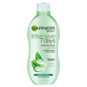 Garnier Intensive 7 Days Aloe Vera Body Lotion Normal Skin 400ml