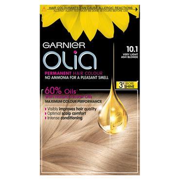 Garnier Olia 10.1 Very Light Ash Blonde Permanent Hair Dye
