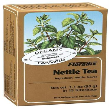 FLORADIX  Organic Nettle Tea 15 Teabags