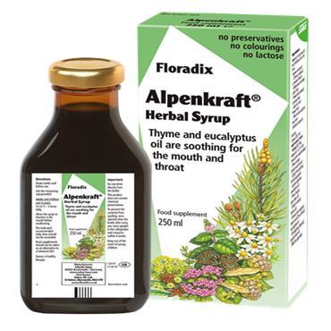 FLORADIX  Alpencraft Syrup 250ml