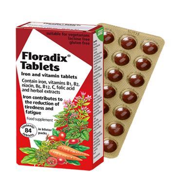 FLORADIX Floradix Tablets 84s