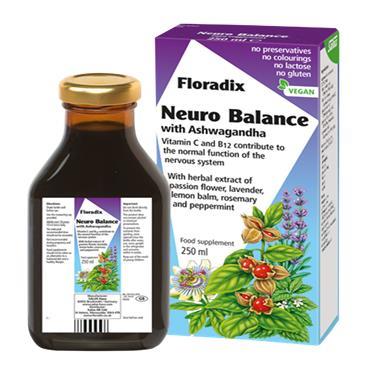 FLORADIX Neuro Balance Liquid Formula 250ml