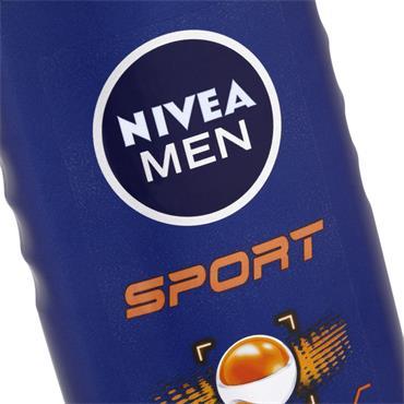 Nivea MEN Shower Sport 250ML