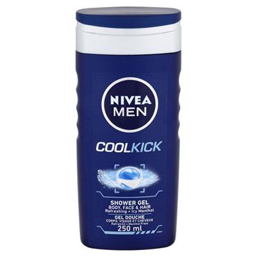 Nivea MEN Shower Cool Kick 250ML
