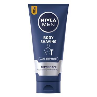 Nivea Men Protect & Care Body Shave Gel 200ML