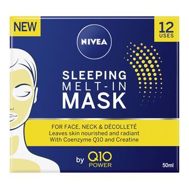 NIVEA Q10 Power Melt In Mask 50ML