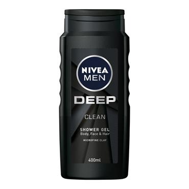 Nivea Shower Men Deep 400ML