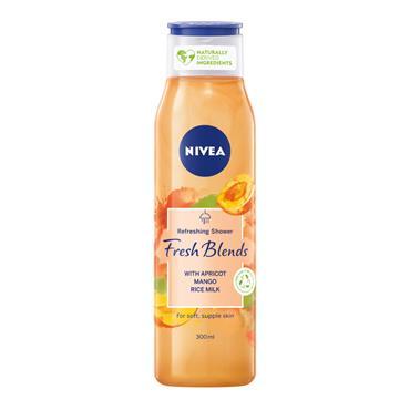 Nivea Shower Female Fresh Blends Apricot Smoothie 300ML