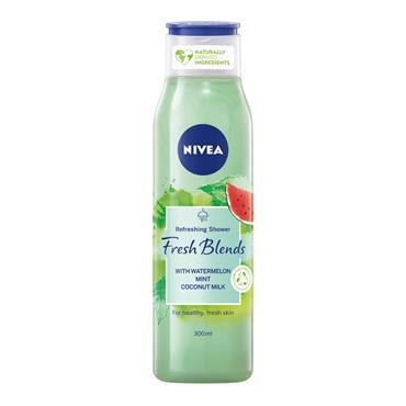 Nivea Shower Female Fresh Blends Watermelon Smoothie 300ML