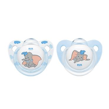 NUK soother S1 Dumbo 2 pack