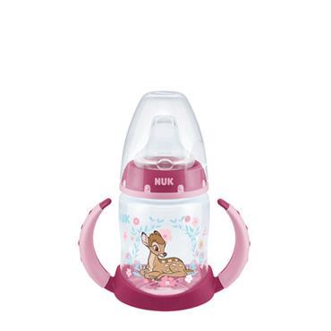 NUK First Choice + Learner Bottle Bambi 150ml