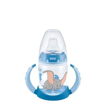 NUK First Choice + Learner Bottle 150ml Dumbo