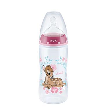 NUK First Choice 300ml bottle + S2 Bambi M