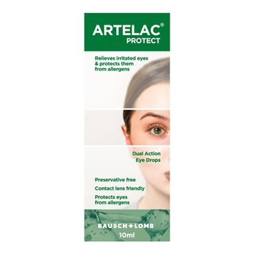 ARTELAC PROTECT EYE DROPS 10ML