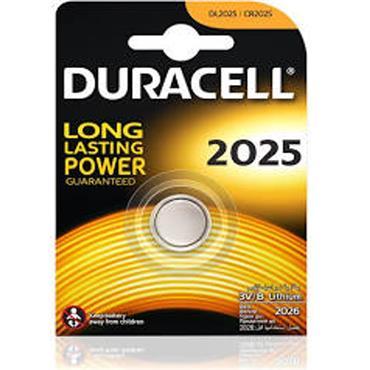 DURACELL BATTERY 2025