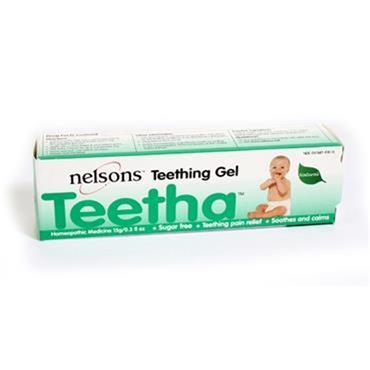NELSONS TEETHA GEL 15G