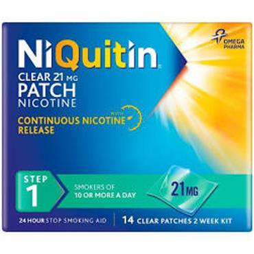 niquitin 21mg patch 14