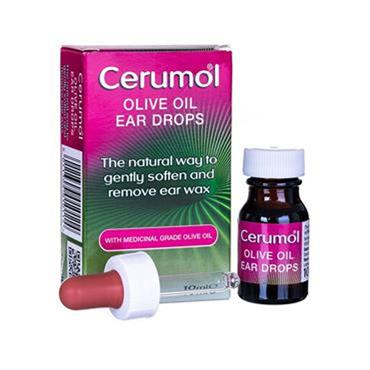 Cerumol Olive Oil 10ml