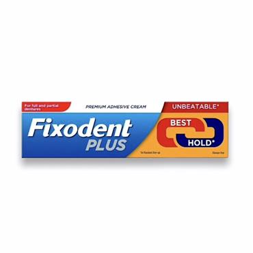 FIXODENT PLUS BEST HOLD