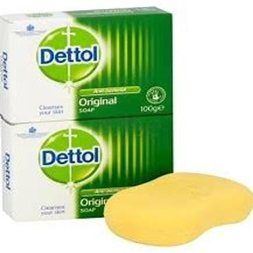 dettol Soap Bar 2x100g