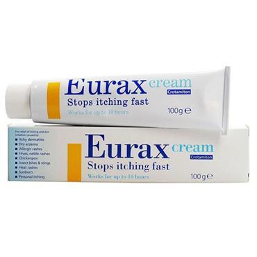 Eurax 10% Cream 100g