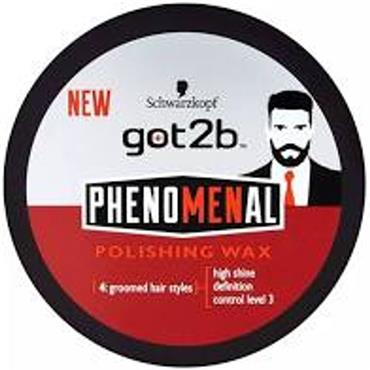 Schwarzkopf got2b phenomenal polishing wax 100ml