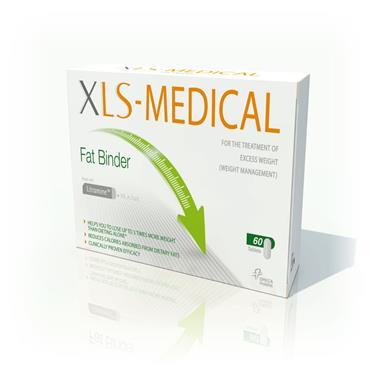 XLS Medical Fat Binder