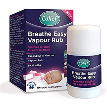 COLIEF BREATHE EASY VAPOUR RUB 30G