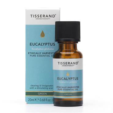 TS Eucalyptus Oil - Organic (20ml)