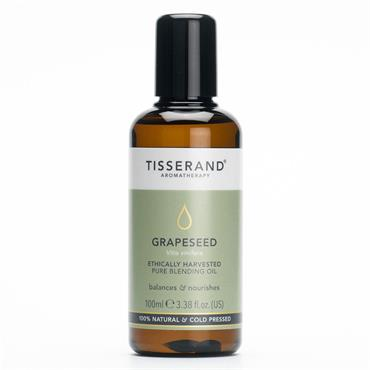 TS Grapeseed Oil - Ethically Harvested (100ml)