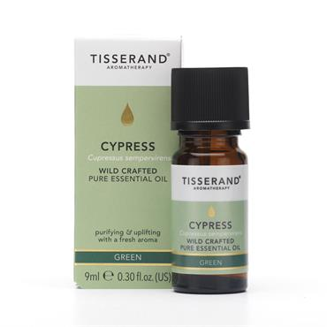 TS Cypress Oil - Wild Crafted (9ml)