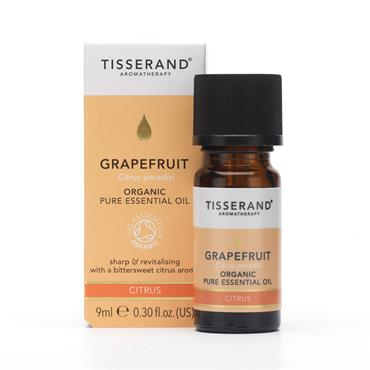 TS Grapefruit Oil - Organic (9ml)