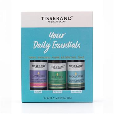 TISSERAND  Daily Essentials Kit 3 PACK