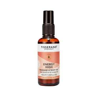 TS Energy High Massage Oil (100ml)