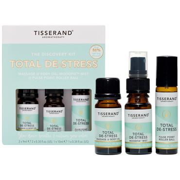 TISSERAND THE DISCOVERY KIT TOTAL DE-STRESS