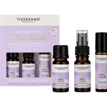TISSERAND  THE DISCOVERY KIT REAL CALM