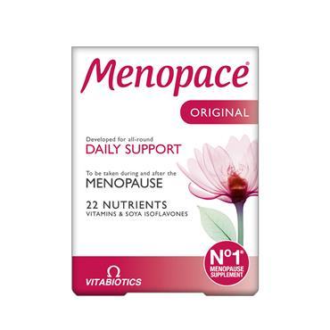 Vitabiotics Menopace Capsules 30's