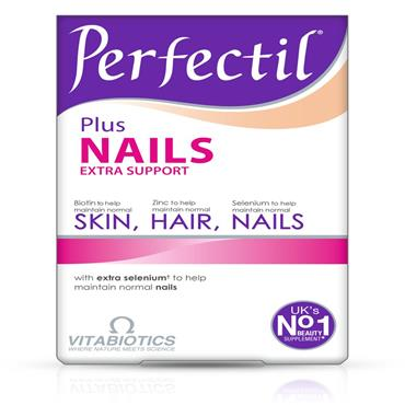 Vitabiotics Perfectil Plus Nails Tab's 60's