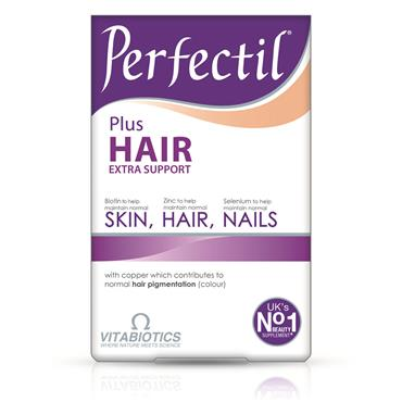 Vitabiotics Perfectil Plus Hair 60's