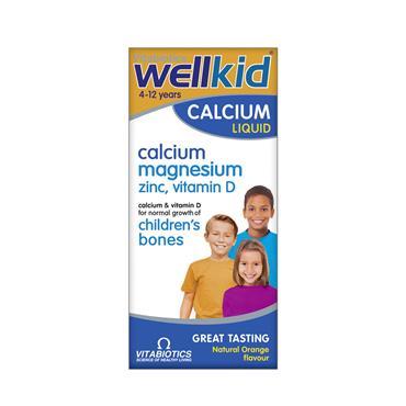 Vitabiotics WellKID Calcium Liquid