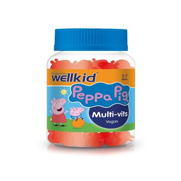 Vitabiotics Wellkid Peppa Pig Multi Vits 30's Pastilles