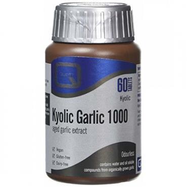 QUEST KYOLIC GARLIC 1000 TABLETS 60