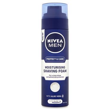 Nivea Men Originals Moisturising Shaving Foam 200ML