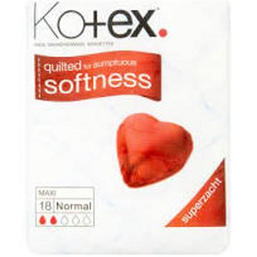 KOTEX NORMAL MAX 18