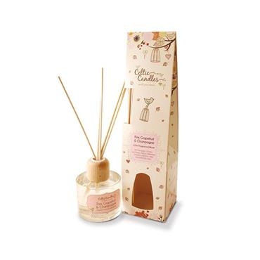 Celtic Candle Diffuser Pink Grapefruit & Champagne 100ml