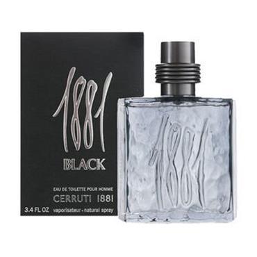 CERRUTI 1881 BLACK POUR HOMME EDT 100ML