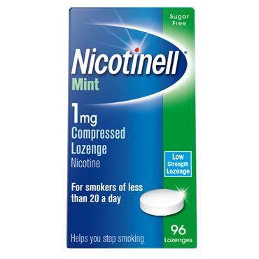 Nicotinell Mint 1Mg Lozenge 96's