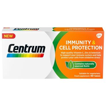 CENTRUM IMMUNITY 7 CELL PROTECTION TABLETS 60S
