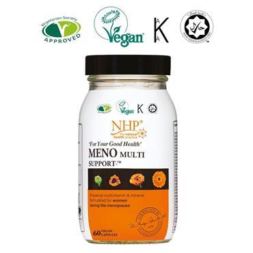 NHP MENO MULTI SUPPORT CAPSULES 60s